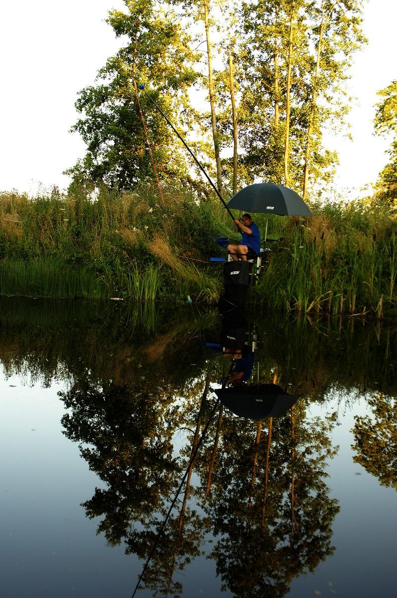 Łowienie tyczką