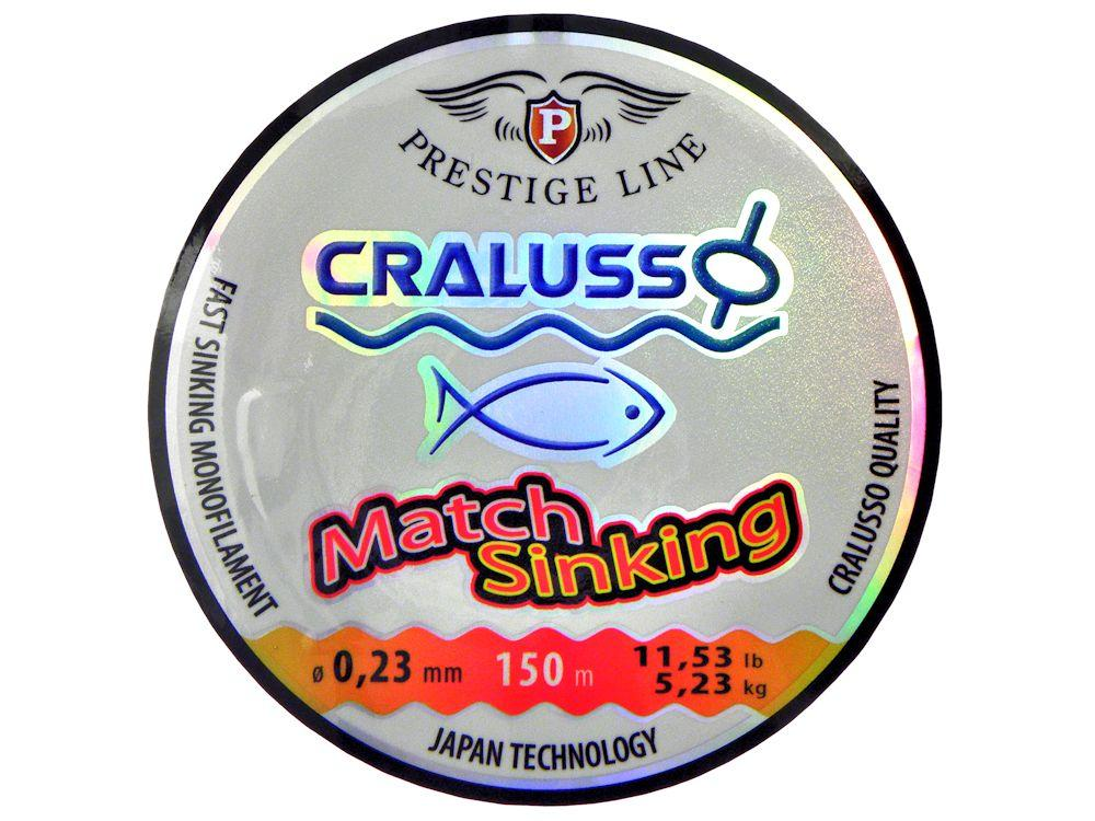 CRALUSSO Match Sinking 150m cra-2062