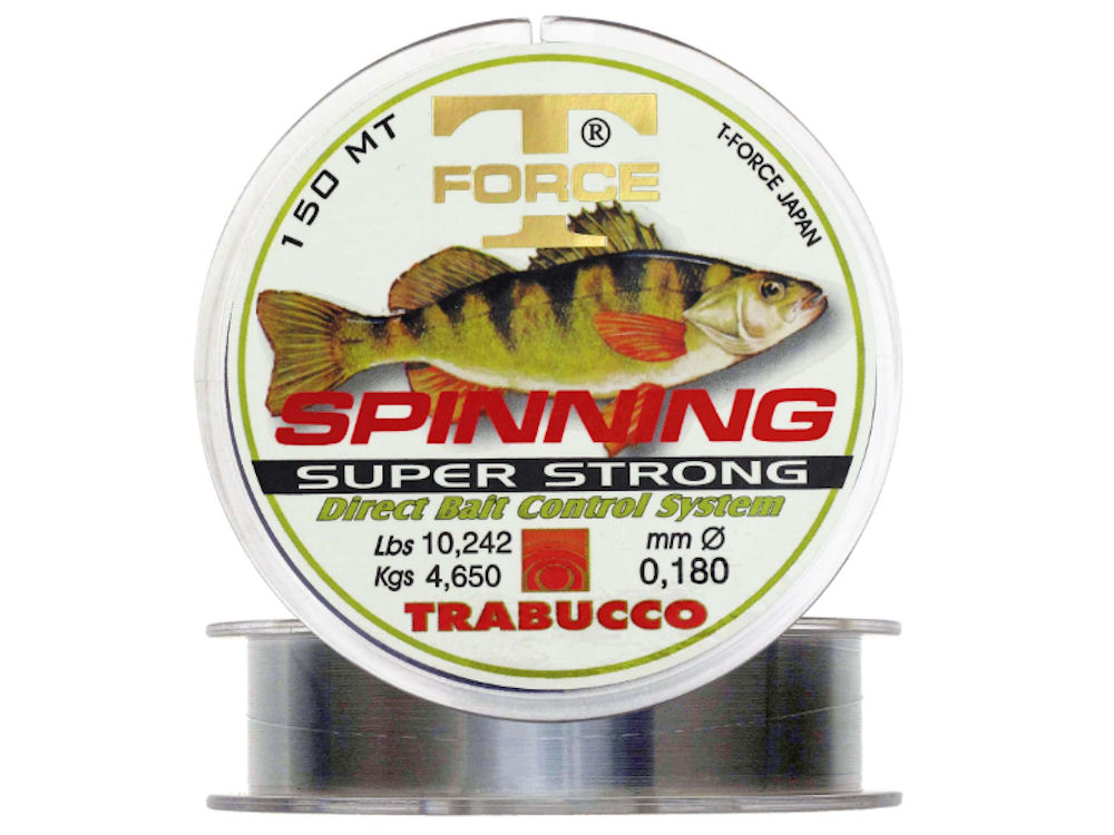 Trabucco TRABUCCO T-FORCE SPINNING PERCH   150m