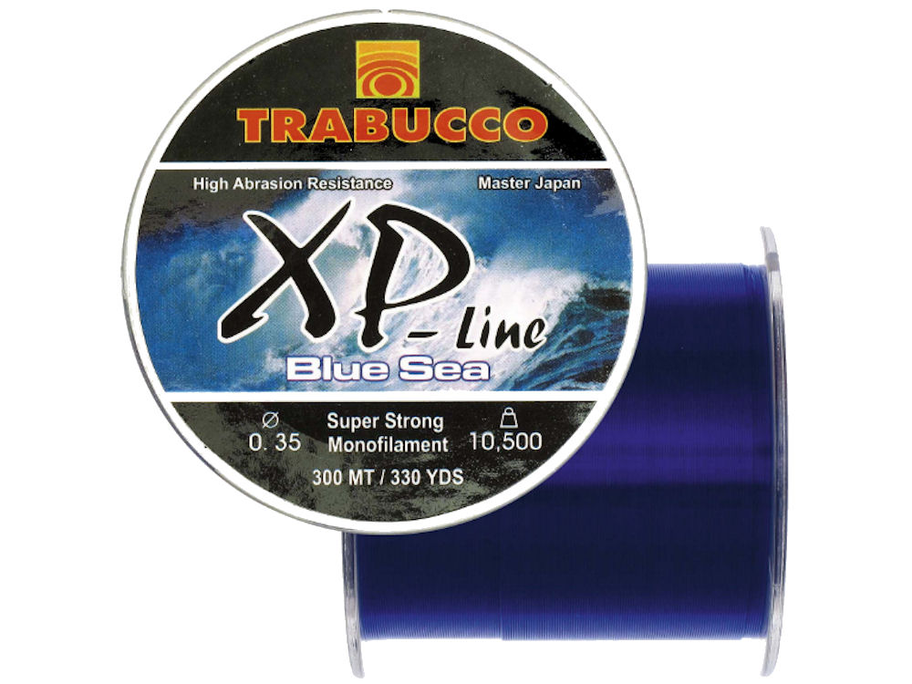 TRABUCCO XP BLUE SEA   300m